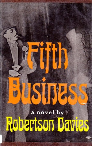 a reading report on fifth business by robertson davies