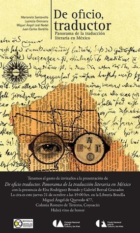 De oficio, traductor: Panorama de la traducción literaria en México