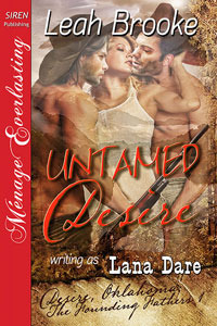 Untamed Desire by Leah Brooke