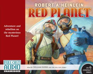 Red Planet by Robert A. Heinlein