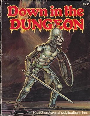 Down in Dungeon by Greer