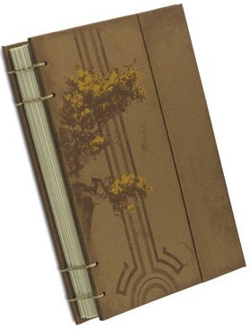 Dr. Halsey's Journal (Halo: Reach Special Edition Exclusive)