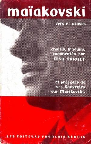 Maïakovski by Elsa Triolet