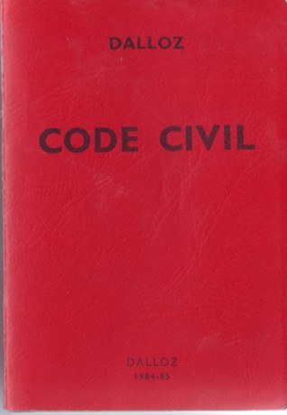 Code civil : 1984-1985