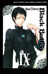Black Butler, Vol. 9 (Black Butler, #9)