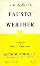 Fausto / Werther
