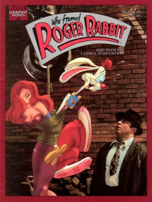 Who Framed Roger Rabbit? by Daan Jippes