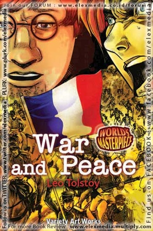 World`s Masterpiece: War and Peace