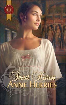 Secret Heiress by Anne Herries