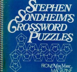 Stephen Sondheim's Crossword Puzzles