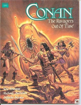 Conan: The Ravagers Out of Time