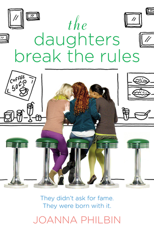 Book Review: Joanna Philbin's The Daughters Break the Rules