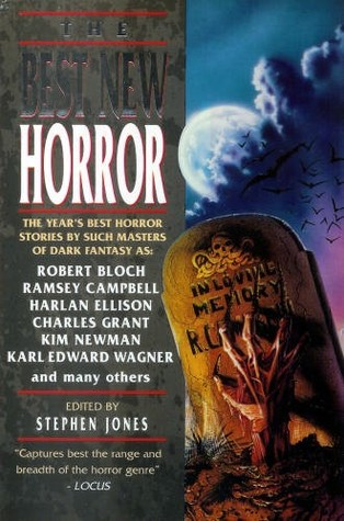 Best New Horror 6 (The Mammoth Book of Best New Horror, #6)