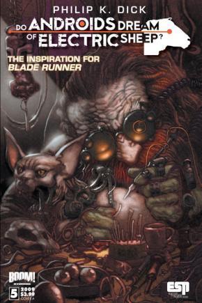 Electric Comic Book