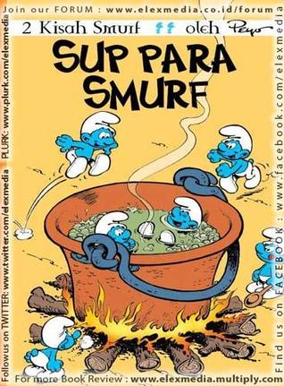 Sup Para Smurf (Smurf, #16)