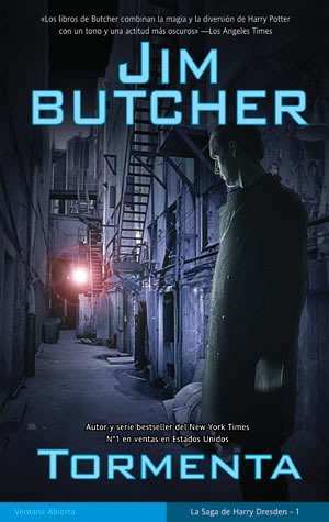 Tormenta by Jim Butcher