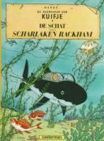 De schat van Scharlaken Rackham (Kuifje #11)