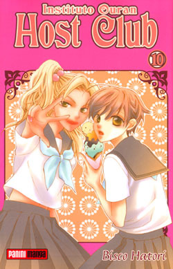 Instituto Ouran Host Club, Volumen 10