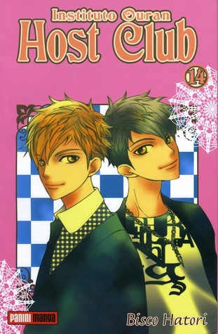 Instituto Ouran Host Club, Volumen 14