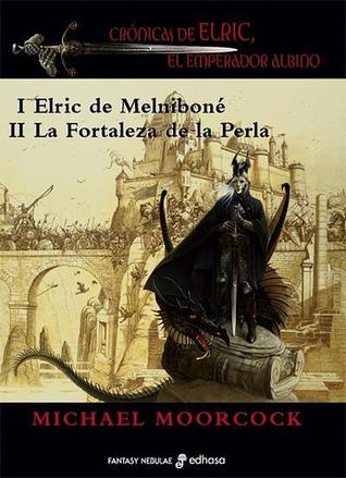 Crónicas de Elric, El Emperador Albino by Michael Moorcock