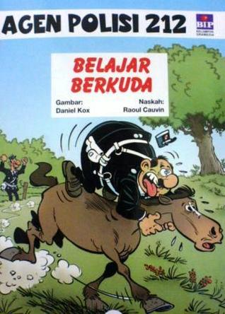 Belajar Berkuda by Raoul Cauvin