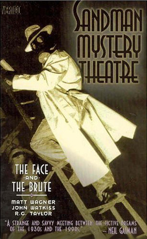 Sandman mystery theatre vol 2 the face and the brute by matt wagner 93325 fandeluxe Document