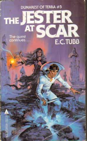 The Jester At Scar by E.C. Tubb
