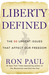 Liberty Defined: 50 Essenti...