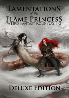 Image result for lamentations of the flame princess