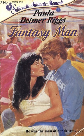 Fantasy Man (Silhouette Intimate Moments, #226)