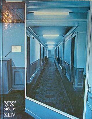 XXe Siècle – Cahiers fondés en 1938 par Gualtieri di San Lazzaro