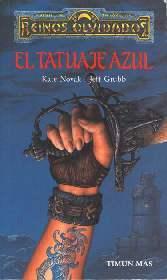 El tatuaje azul (Trilogía de Los reinos...