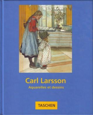 Carl Larsson:  Aquarelles et dessins