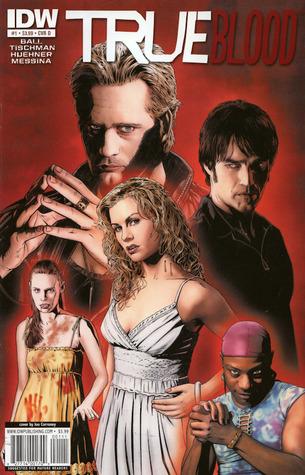 True Blood #1 by Alan Ball