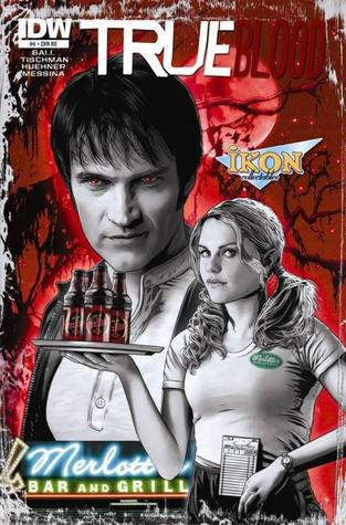 True Blood #4 by Alan Ball