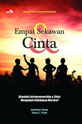 Empat Sekawan & Cinta by Antonius Tanan