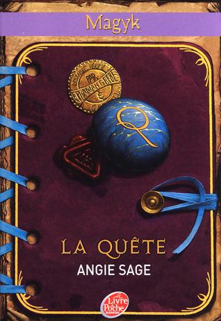 La quête by Angie Sage