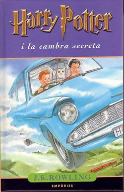 Harry Potter i la cambra secreta (Harry Potter, #2)