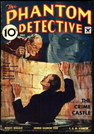 The Phantom Detective - The Crime Castle - December, 1934 08/2