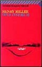 Opus pistorum by Henry Miller