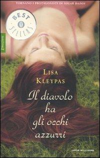 Il diavolo ha gli occhi azzurri by Lisa Kleypas