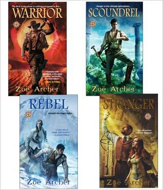 The Blades of the Rose Bundle by Zoe Archer