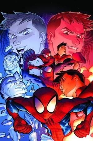 Ultimate Comics Spider-Man, Volume 2 by Brian Michael Bendis