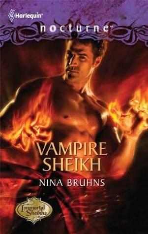 Vampire Sheikh by Nina Bruhns