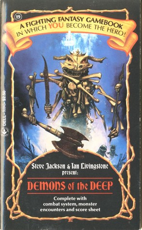 Demons of the Deep (Fighting Fantasy #19)