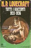 Tutti i racconti: 1931-1936