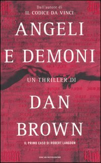 Angeli e Demoni (Robert Langdon, #1)