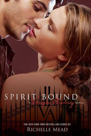 Image result for vampire academy spirit bound