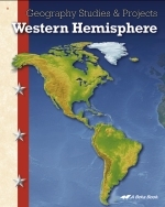 Western Hemisphere Geography Studies & Projects by B. Ashbaugh