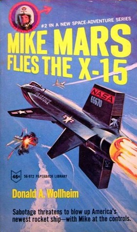 Mike Mars Flies the X-15